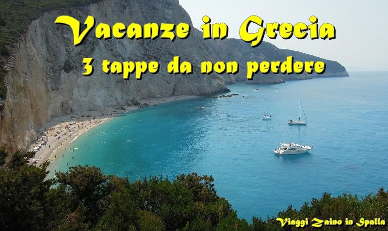 Vacanze in grecia 3 tappe da non perdere for Grecia vacanze